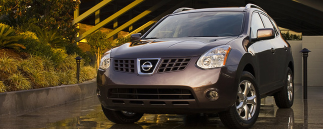 2008 Nissan Rogue SL AWD Review