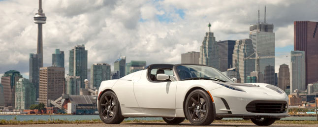 2011 Tesla Roadster 2.5 S Review