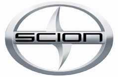 Logo 2008 Scion tC