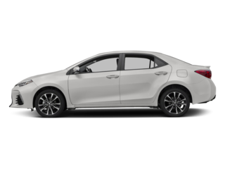 2017 Toyota Corolla Se Manual