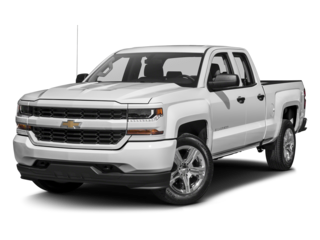 2017 Chevrolet Silverado 1500 Double Cab Standard Box 2 Wheel Drive