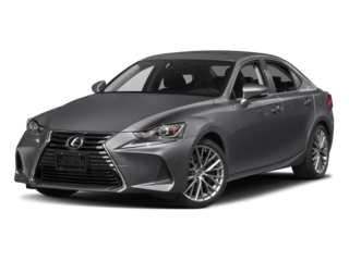 2017 Lexus Is 300 F Sport Awd