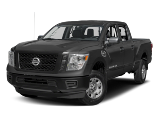 2017 nissan titan xd 4x2 diesel crew cab s specs price user reviews photos buying advice. Black Bedroom Furniture Sets. Home Design Ideas