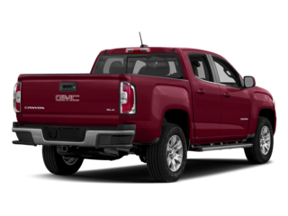 2018 gmc canyon crew cab long box 4 wheel drive sle specs price user reviews photos buying. Black Bedroom Furniture Sets. Home Design Ideas