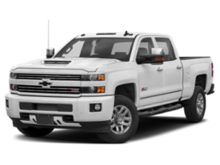 2019 Chevrolet Silverado 3500HD Crew Cab Long Box 4-Wheel Drive LTZ